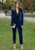 Debby Ryan attends the Elie Saab Womenswear Spring/Summer 2020 show during Paris Fashion Week in Paris, France