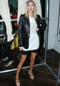 Delilah Hamlin attends Diesel Red Tag x A-Cold-Wall dinner, Spring/Summer 2020 during New York Fashion Week in New York City