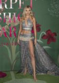Elsa Hosk attends The Green Carpet Fashion Awards 2019 in Milan, Italy