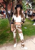 Emily Ratajkowski attends the Telluride Film Festival in Telluride, Colorado