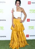 Emmanuelle Chriqui attends the 2nd Annual Environmental Media Association Honors Benefit Gala in Los Angeles