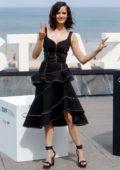 Eva Green attends 'Proxima' photocall during the 67th San Sebastian Film Festival in San Sebastian, Spain