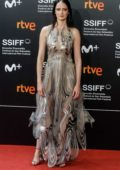 Eva Green attends the premiere of 'Proxima' during the 67th San Sebastian International Film Festival, Spain