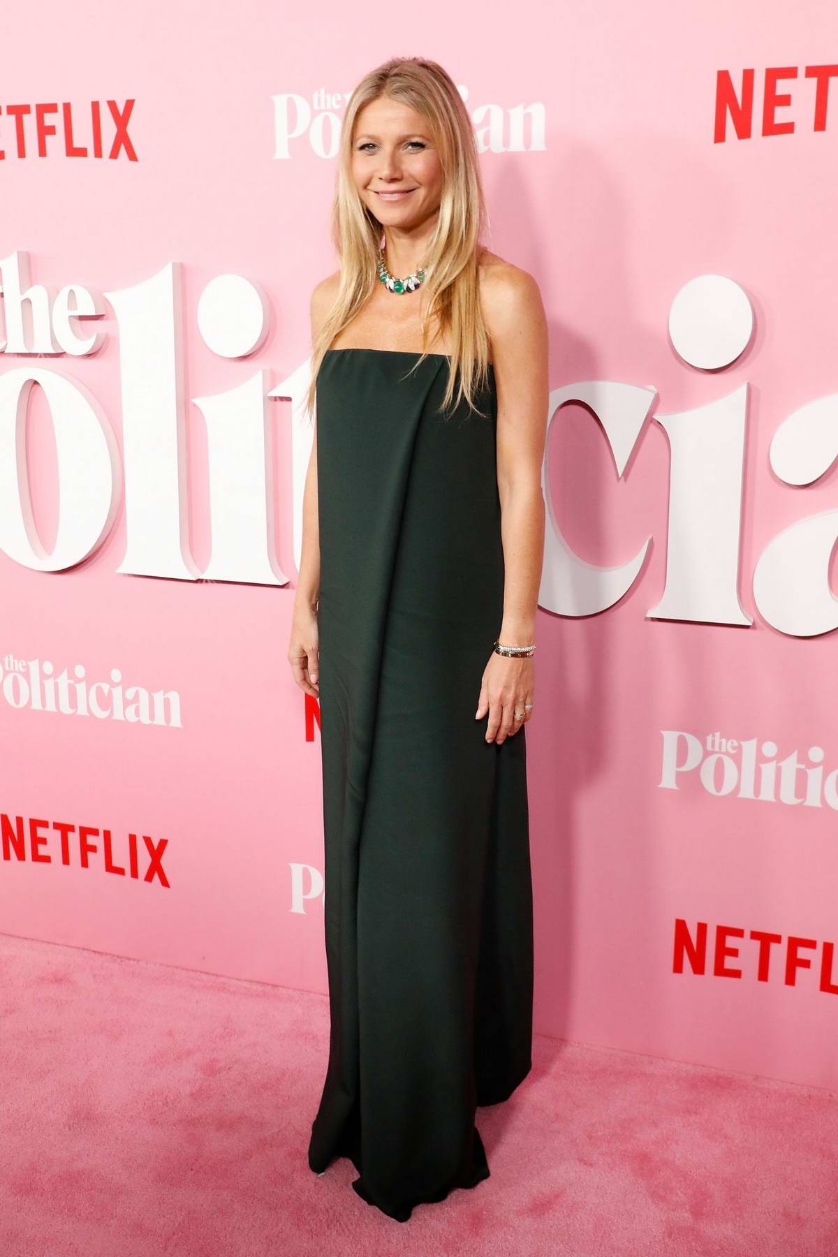 Gwyneth Paltrow attends 'The Politician' Premiere at the DGA Theatre in New York City