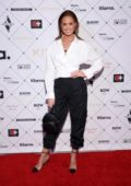 Haley Kalil attends Kittenish Spring 2020 Fashion Show during NYFW in New York City