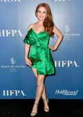 Isla Fisher attends the Hollywood Reporter party during the 2019 Toronto International Film Festival in Toronto, Canada