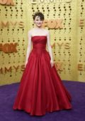 Joey King attends the 71st Primetime Emmy Awards at Microsoft Theater in Los Angeles