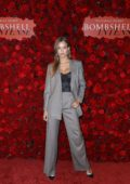 Josephine Skriver attends Victoria's Secret Bombshell Intense Launch Party in New York City