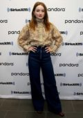 Kaitlyn Dever visits BuzzFeed's 'AM To DM' in New York City