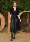 Karlie Kloss attends Christian Dior show, Womenswear SS 2020 during Paris Fashion Week in Paris, France