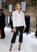 Karlie Kloss attends Misha Nonoo Pop-up launch Event in New York City