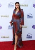 Katharine McPhee attends the 2019 Daytime Beauty Awards in Los Angeles