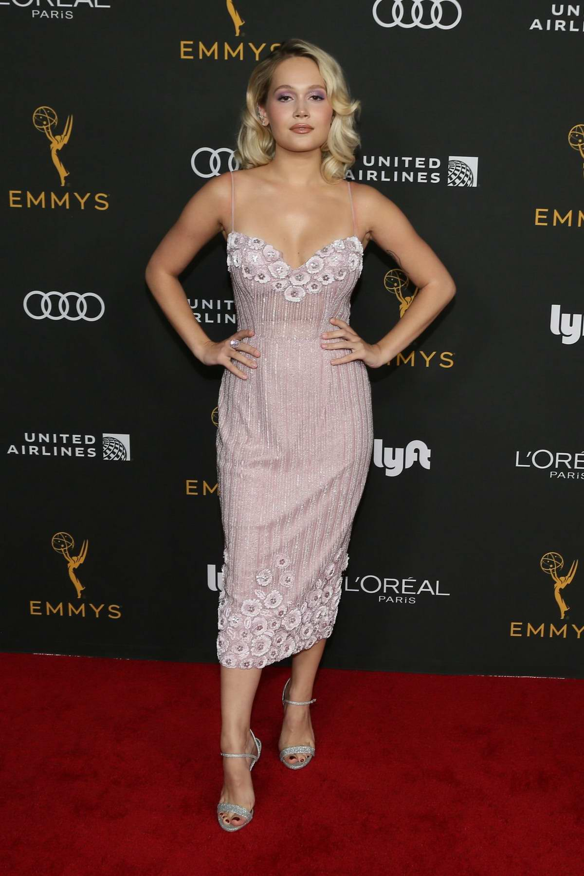 Kelli Berglund attends the Television Academy Honors Emmy Nominated Performers in Beverly Hills, Los Angeles