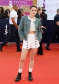 Kristen Stewart attends the Awards Ceremony during the 45th Deauville Film Festival in Deauville, France