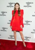 Kristine Froseth attends the 'Looking For Alaska' screening during the 2019 Tribeca TV Festival in New York City