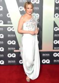 Kylie Minogue attends the 2019 GQ Men Of The Year Awards at Tate Modern in London, UK