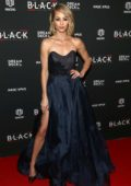 Laura Vandervoort attends the 4th Annual B.L.A.C.K Ball during the Toronto International Film Festival in Toronto, Canada