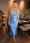 Lottie Moss attends the BEC + BRIDGE Resort 20 Collection launch at Gold Notting Hill in London, UK