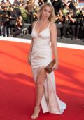 Ludivine Sagnier attends 'The New Pope' Premiere during 76th Venice Film Festival in Venice, Italy