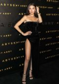 Madison Beer attends Abyss By Abby launch at Beauty & Essex in Los Angeles