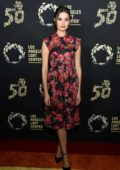 Maia Mitchell attends the Los Angeles LGBT Center 50th Anniversary event at The Greek Theatre in Los Angeles