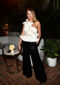 Margot Robbie attends the Chanel Dinner Celebrating 'Gabrielle Chanel Essence With Margot Robbie' at Chateau Marmont in Los Angeles