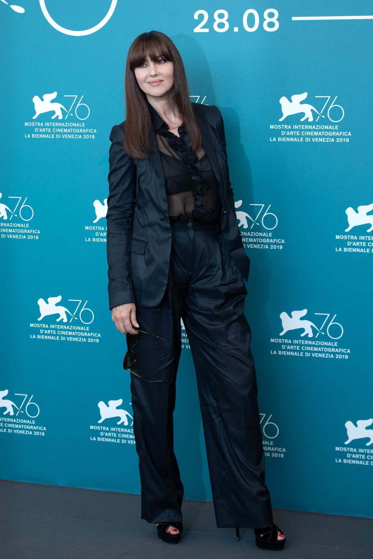 Monica Bellucci Attends The Irréversible Inversion