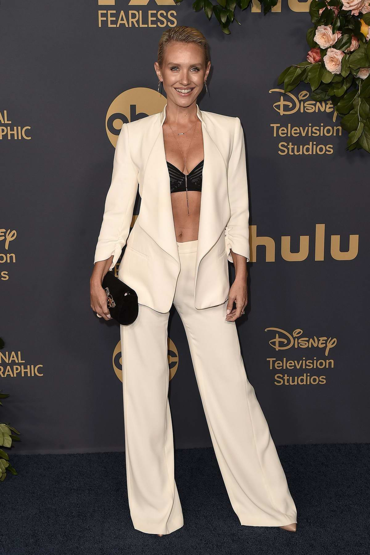 Nicky Whelan attends the Walt Disney Television EMMY After-Party 2019 in Los Angeles