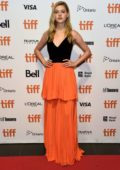 Nicola Peltz attends 'The Obituary Of Tunde Johnson' photocall during the 2019 Toronto International Film Festival in Toronto, Canada