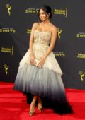 Nicole Scherzinger attends the Creative Arts Emmy 2019, Day 1 at the Microsoft Theatre in Los Angeles
