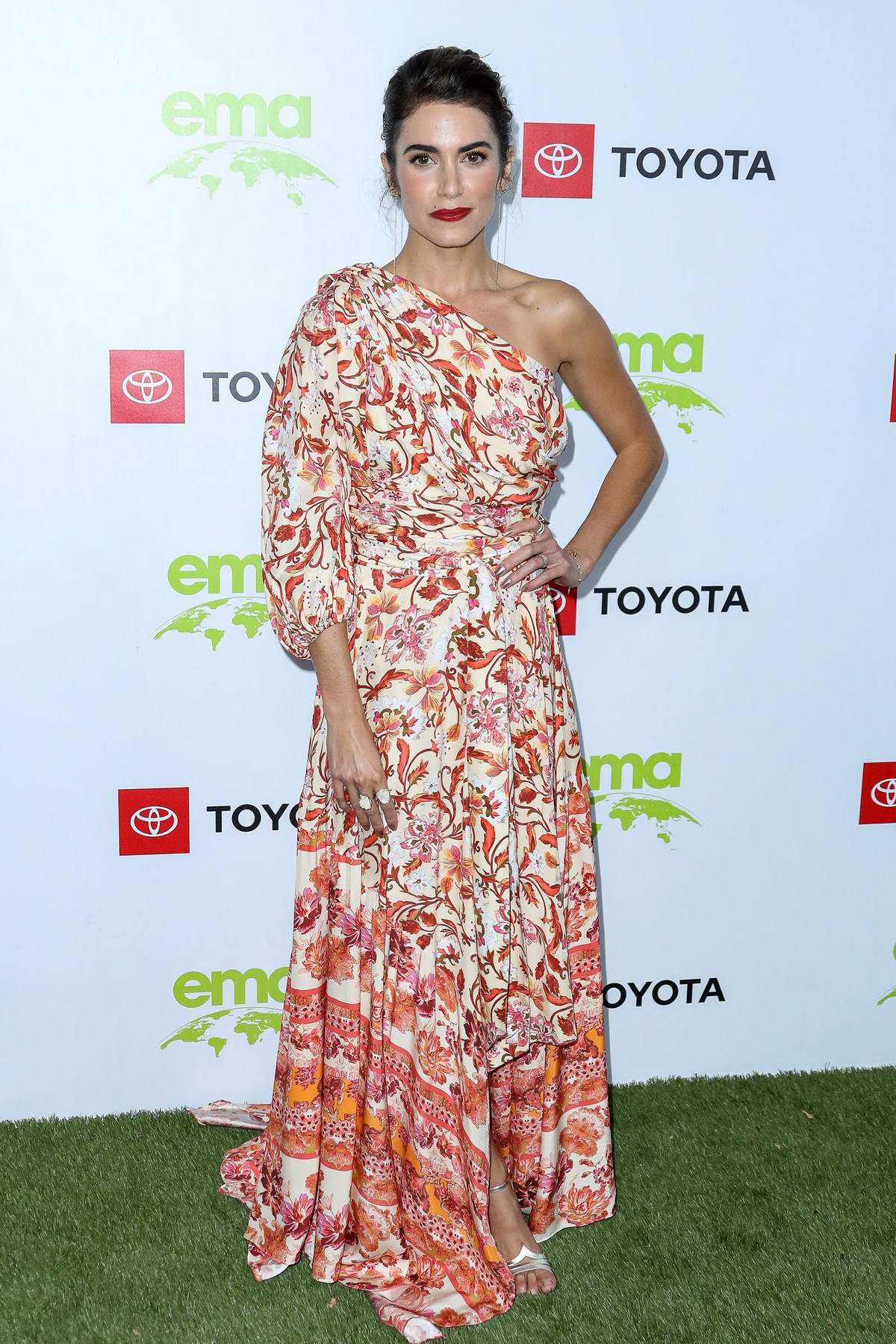 Nikki Reed attends the 2nd Annnual Environmental Media Association Honors Benefit Gala in Los Angeles