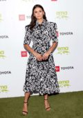 Nina Dobrev attends the 2nd Annual Environmental Media Association Honors Benefit Gala in Pacific Palisades, California