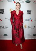 Rachel Brosnahan attends the 2019 BAFTA Tea Party in Los Angeles