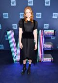 Sadie Sink attends the WE Day UN 2019 at Barclays Center in Brooklyn, New York City