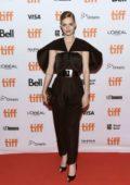 Samara Weaving attends the 'Guns Akimbo' premiere during the 2019 Toronto International Film Festival in Toronto, Canada