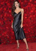 Sara Sampaio attends Victoria's Secret Bombshell Intense Launch Party in New York City