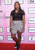 Serena Williams attends S by Serena Williams show during New York Fashion Week in New York City