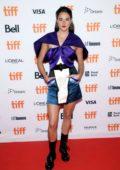 Shailene Woodley attends Endings, Beginnings premiere during the 2019 Toronto Internaitonal Film Festival in Toronto, Canada