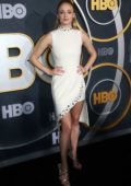Sophie Turner attends the 2019 HBO Emmy Awards After-Party at The Pacific Design Center in Los Angeles