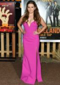 Abigail Breslin attends 'Zombieland: Double Tap' premiere at Regency Village Theater in Westwood, California