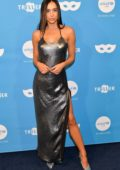 Alexis Ren attends the UNICEF Masquerade Ball 2019 in West Hollywood, Los Angeles