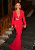 Amanda Holden attends The Global Gift Gala at Kimpton Fitzroy Hotel in London, UK