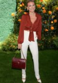 AnnaLynne McCord attends the 10th annual Veuve Clicquot Polo Classic at Will Rogers State Park in Los Angeles
