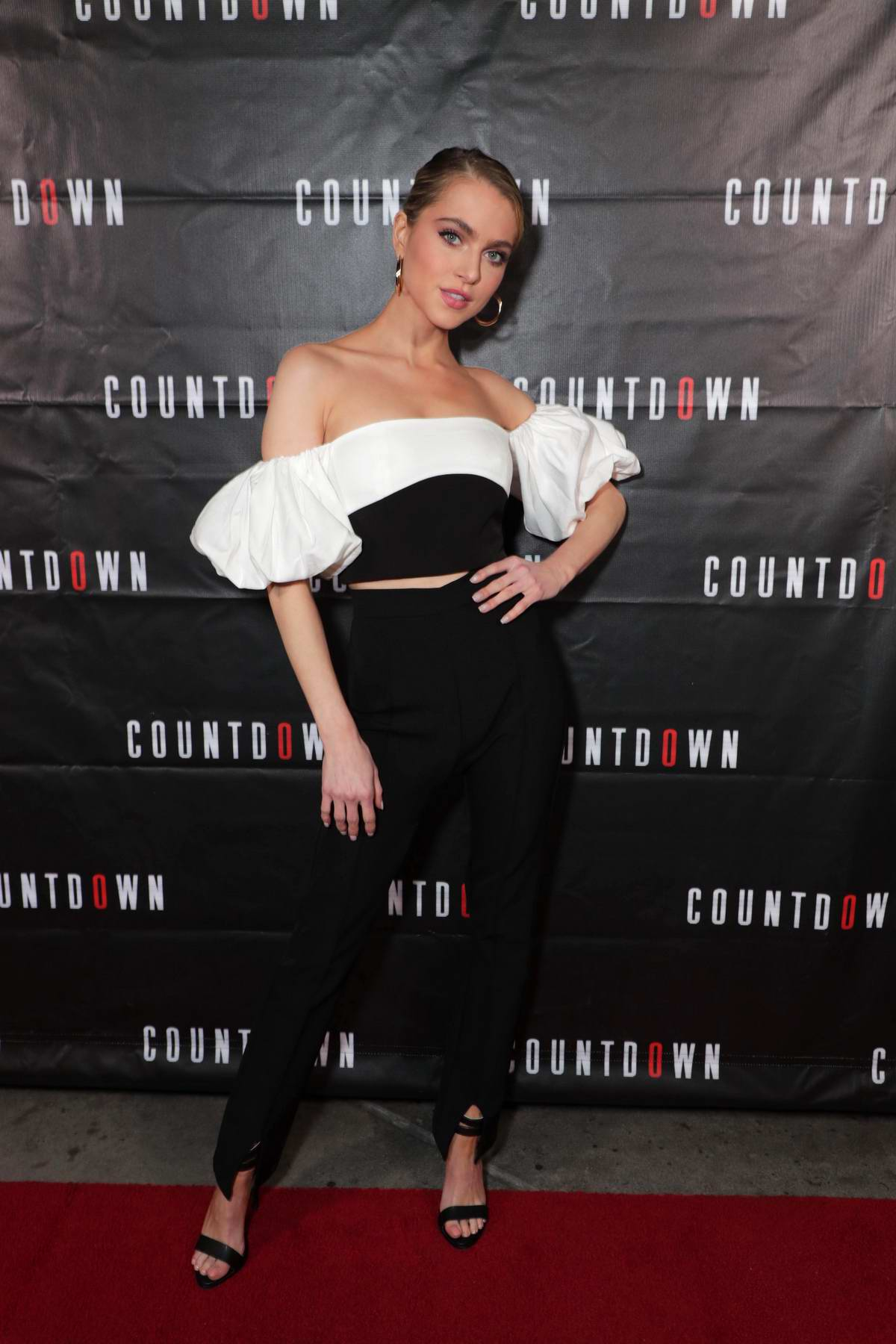 Anne Winters attends a special screening of 'Countdown' in Los Angeles