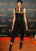 Ava Michelle attends Nights of the Jack Friends & Family Night 2019 in Calabasas, California