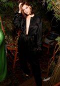 Barbara Palvin attends as Bloomingdales Celebrates David Koma's 10th Anniversary in New York City
