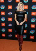 Bebe Rexha attends 3rd Annual JBL Fest 2019 at Jewel Nightclub Aria Resort & Casino in Las Vegas, Nevada