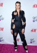 Cara Delevingne attends the 2nd Annual Girl Up #GirlHero Awards at the Beverly Wilshire Hotel in Beverly Hills, Los Angeles