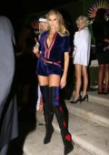 Charlotte McKinney attends the Casamigos Halloween Party 2019 in Beverly Hills, Los Angeles