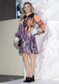 Chloe Grace Moretz attends Louis Vuitton Maison Seoul opening party in Seoul, South Korea